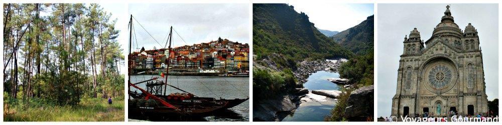 Nord du Portugal & Porto