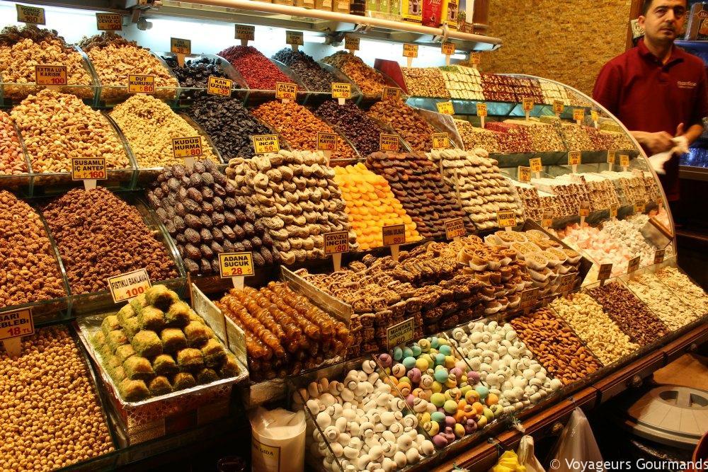 Spécialité turque : où et quoi manger à Istanbul?