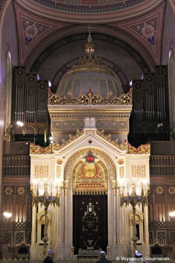 grande synagogue de budapest
