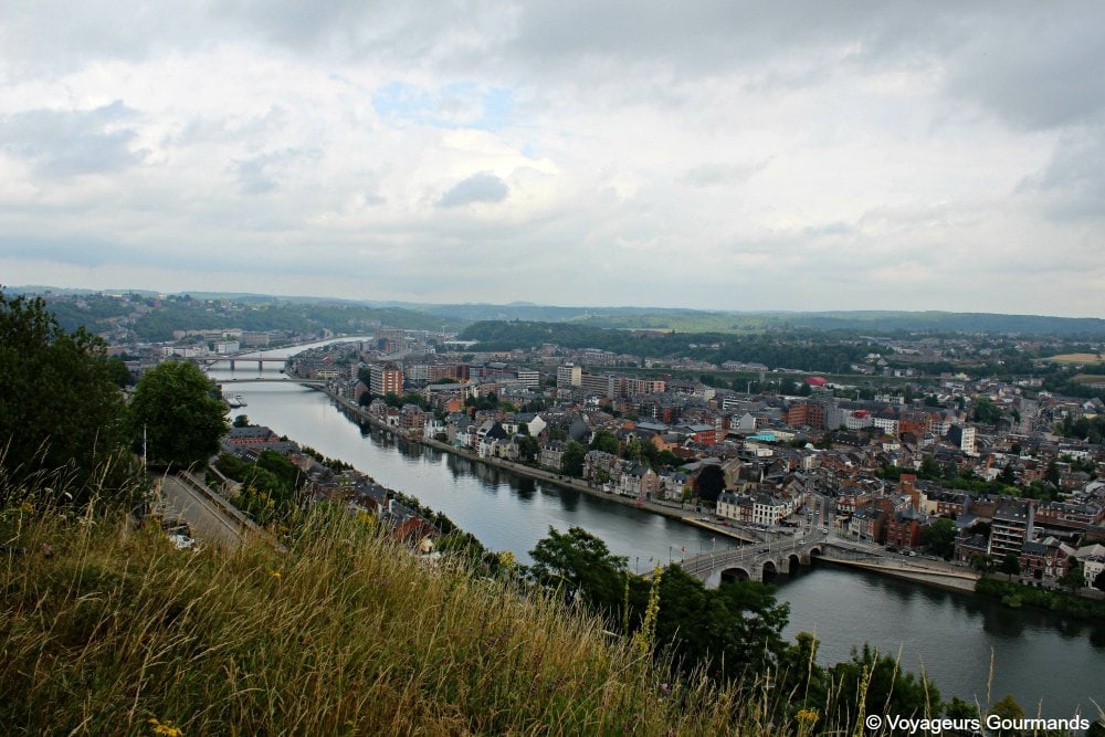 Weekend à Namur