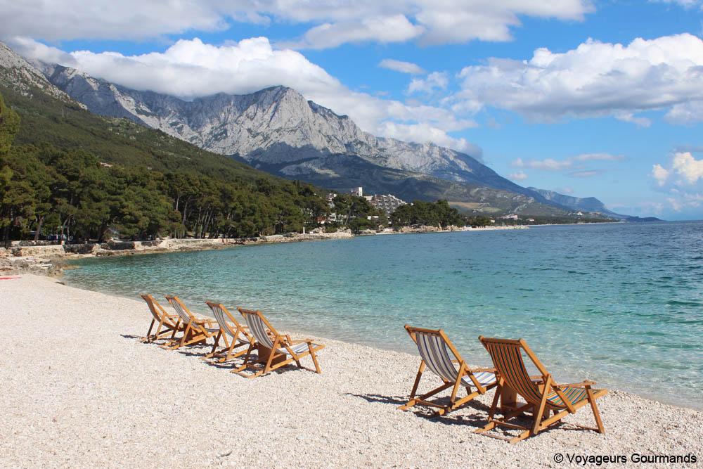 Autour de Split : les îles, Trogir, la Riviera Makarska et le rocher de Brela