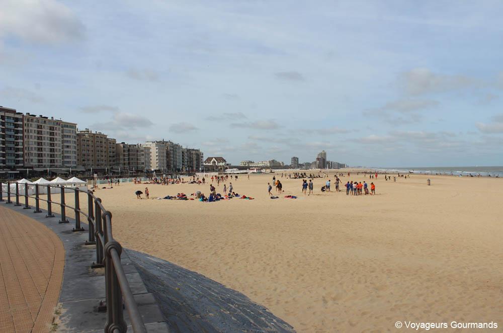 Week-end sur la côte belge