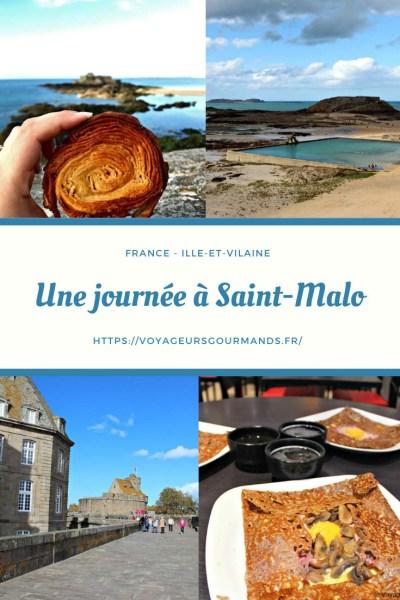 Une journée à Saint-Malo