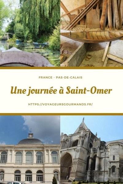 Une journée à Saint Omer