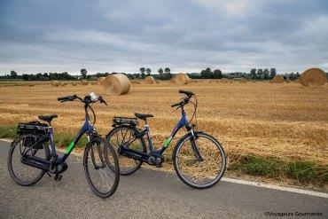 Weekend vélo dans la vallée de la Lys et les Monts de Flandre