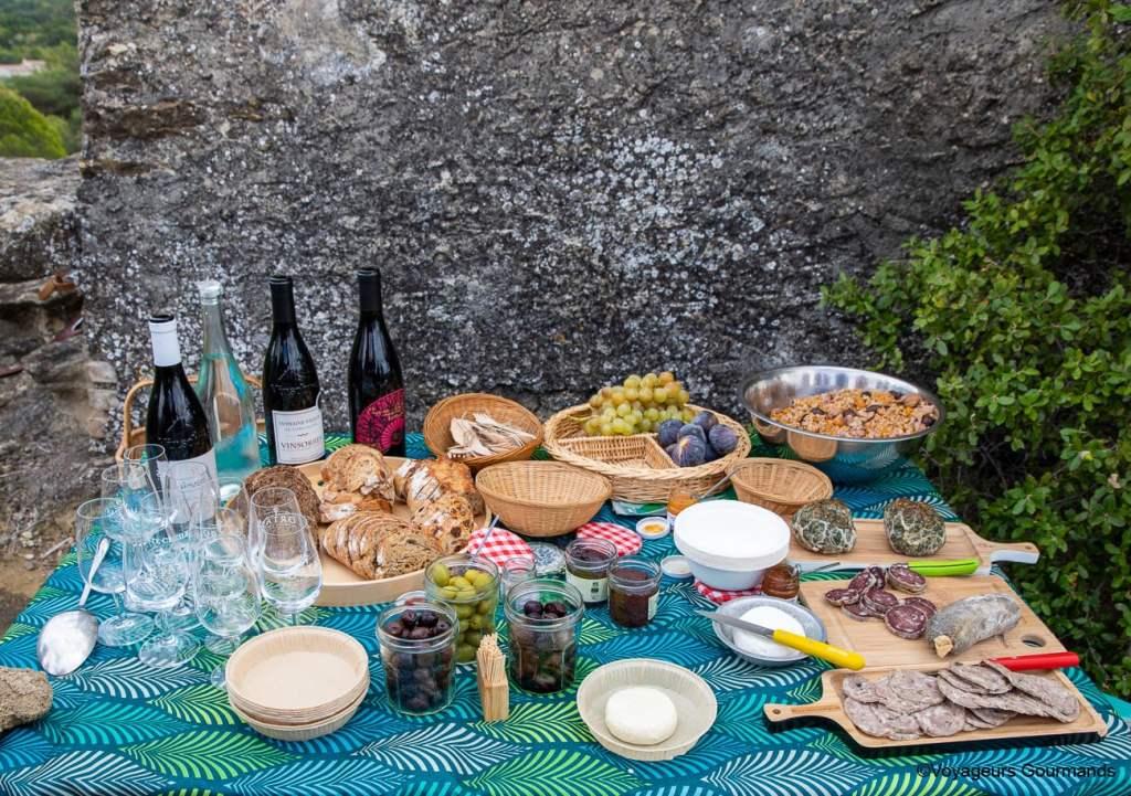 manger drome provençale