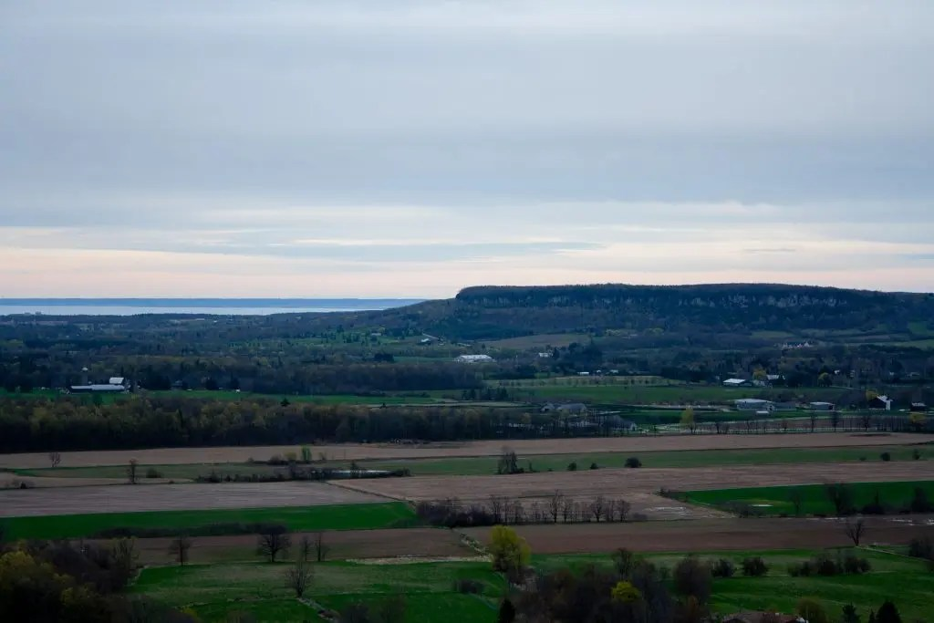 Rattlesnake Point View