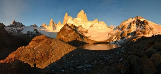 Mont Fitz Roy, Patagonie, Argentine