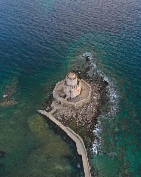 κάστρο Μεθώνης, Μεσσηνία, Πελοπόννησος