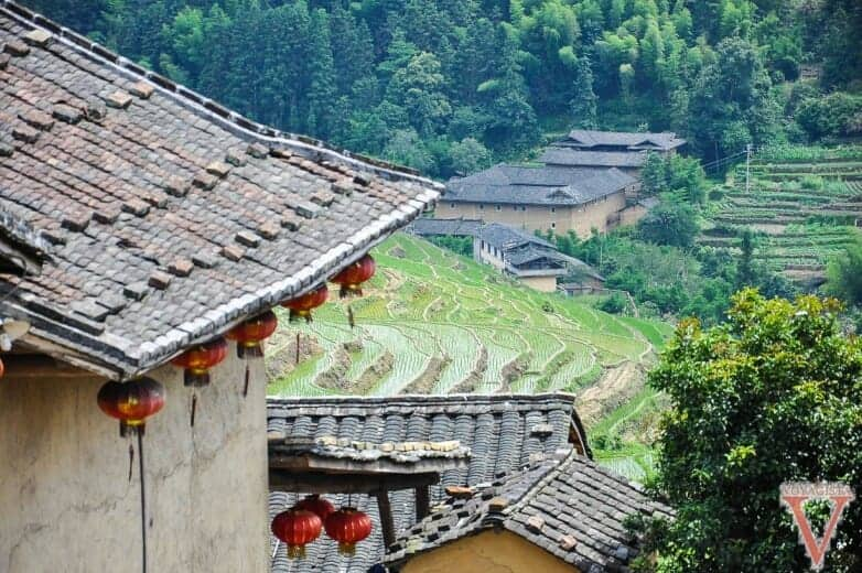 Tulou Fujian Maison Hakka-3