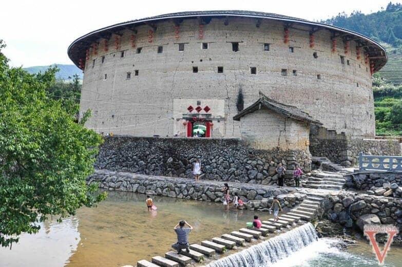 Tulou Fujian Maison Hakka-5