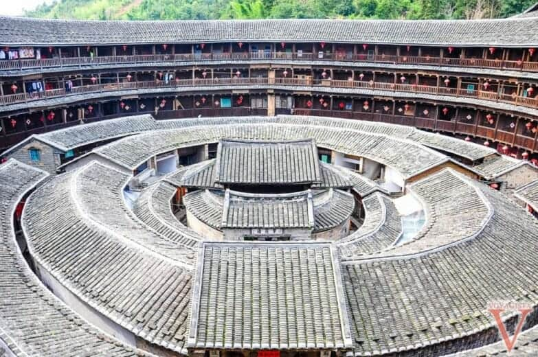 Tulou Fujian Maison Hakka-7