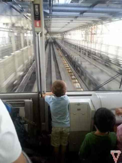 train pour odaiba
