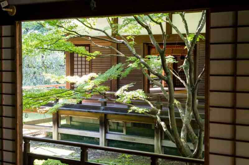 shoren in kyoto japon