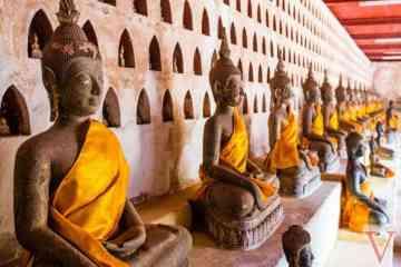 temple de Wat Si Saket