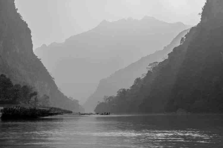 Nord du laos nam ou