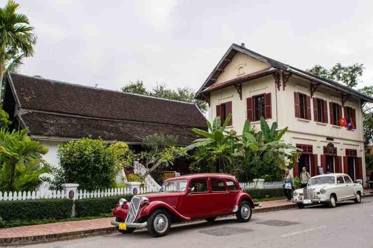 rues de luang prabang