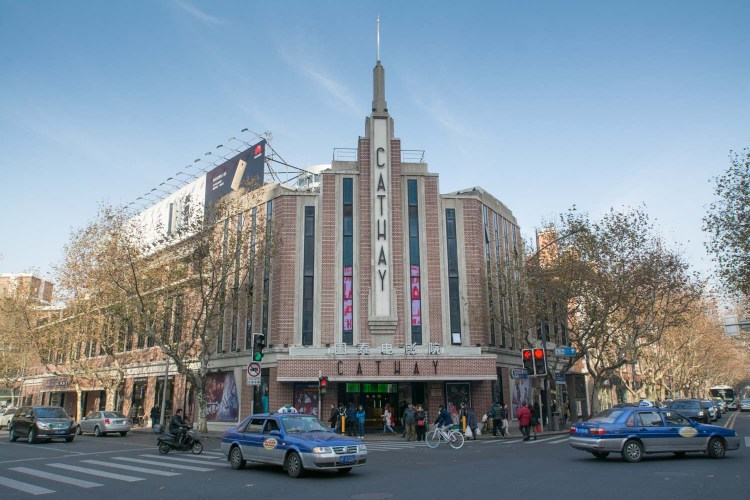 shanghai concession française