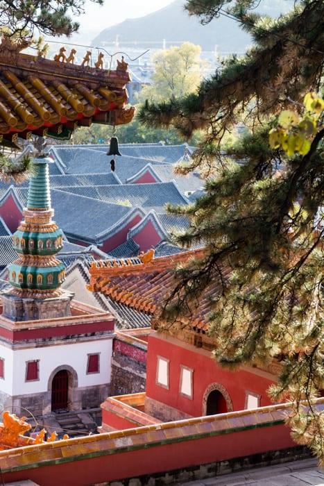 Chengde Chine