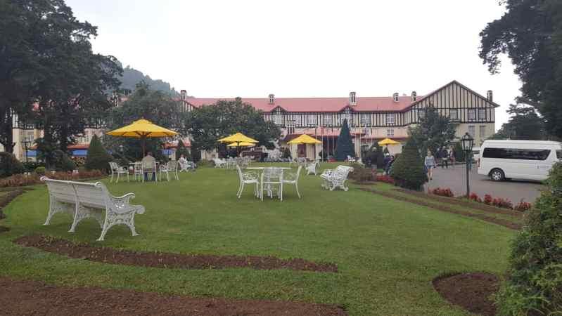 Le grand hotel de nuwara eliya