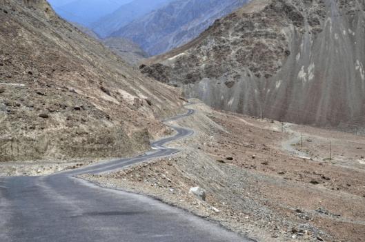 Route Ladakh