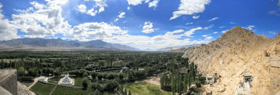 Shey Palace - Ladakh