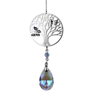 arbre de vie avec goutte en cristal