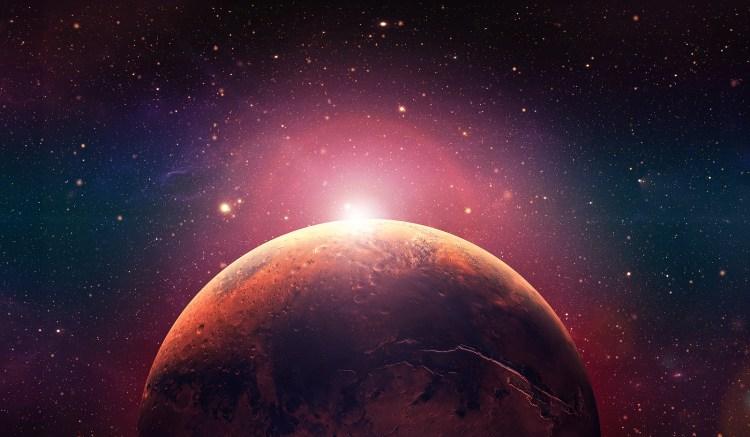 Mars transite par le Bélier