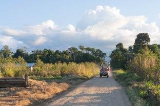 En el camino a Kadagaya