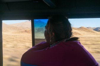 Saliendo de Perú, en camino a Bolivia