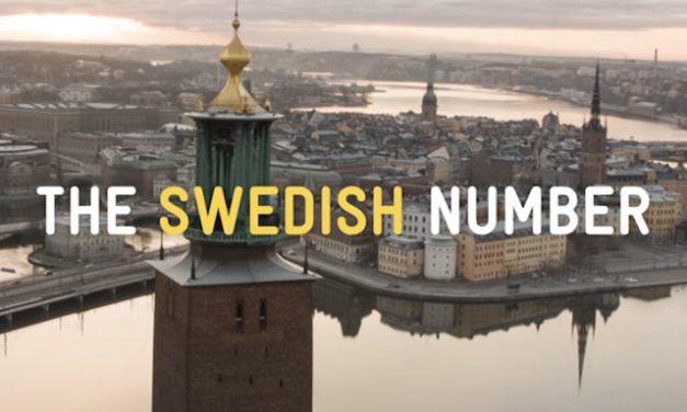 Sverige först i världen med eget nummer