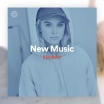 Tagga fredag med: New Music Friday Sweden från Spotify