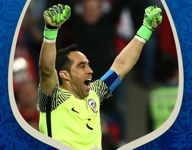 [VIDEO PENALES] Chile primer clasificado final Copa FIFA Confederaciones Rusia 2017