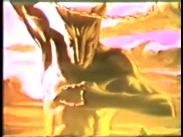 Cash Luna. Payaso y titere hijo del diablo - Video (3/4)