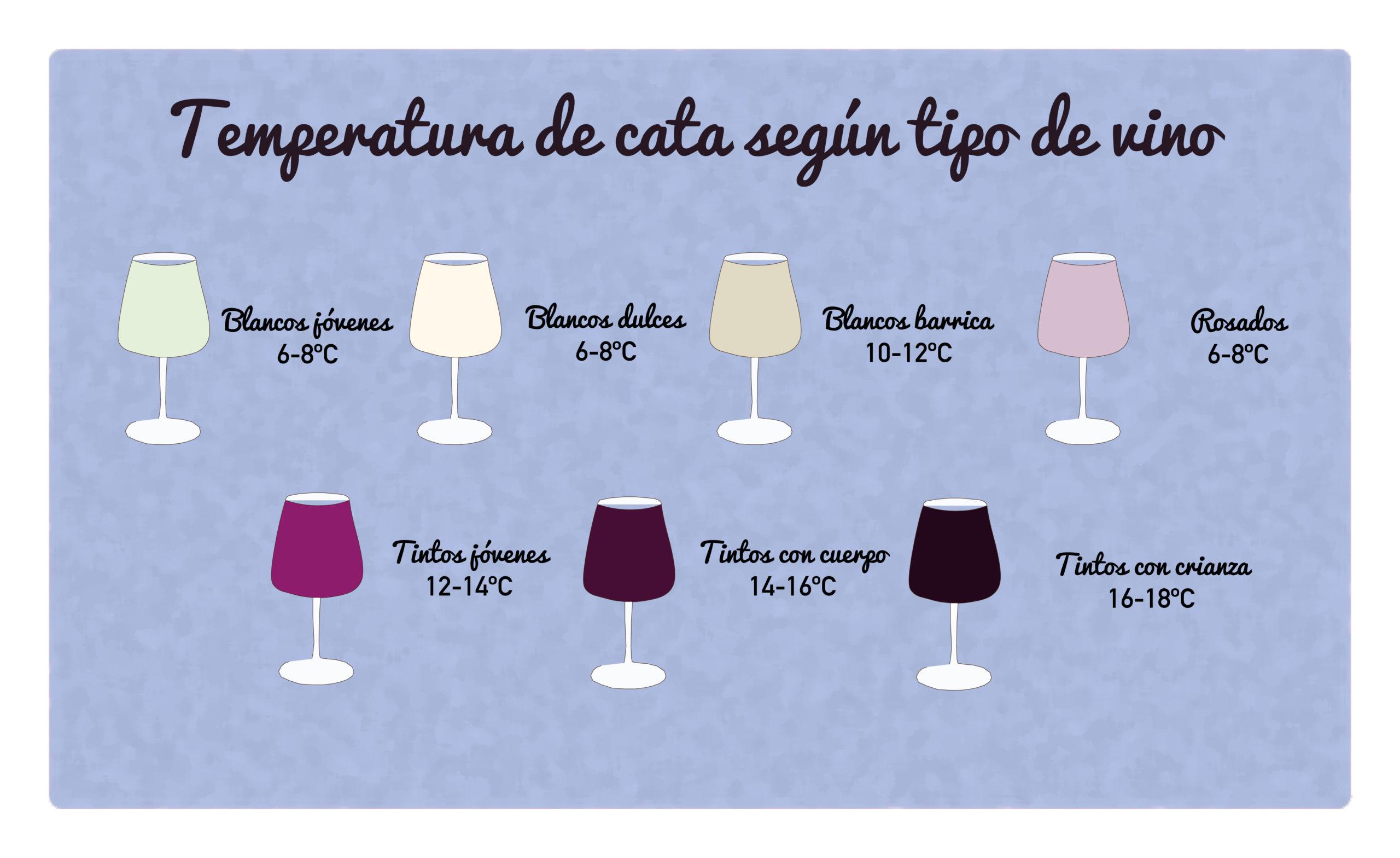 Elementos esenciales para organizar una cata de vino