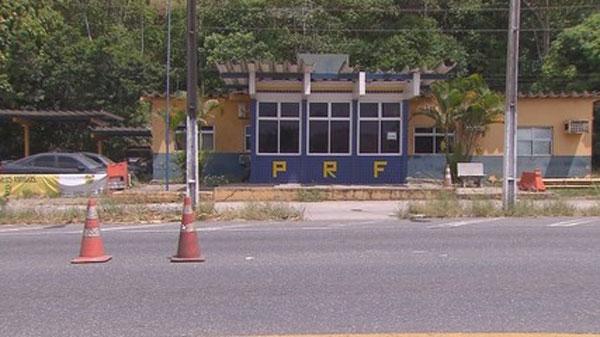 Resultado de imagem para posto da prf em Quipapá