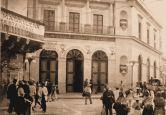Exterior del Teatro de la República