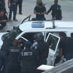 Balacera en Plaza del Parque, hay un muerto y detenidos 3 presuntos asaltantes
