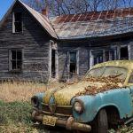 No recordó dónde estacionó su auto; 20 años después lo hallan