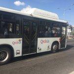 Qrobus sigue arrollando peatones; ocurrió otro atropellamiento en calle Colón