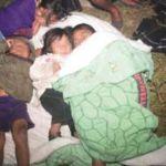 Mueren de frío y hambre 4 niños desplazados; la triste realidad en México