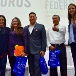 Brilla Ana Paola López al presentar sus propuestas en el Tec de Monterrey