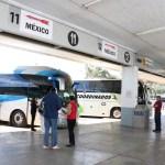 Ácido Clorhídrico emanó de un paquete en Central de Autobuses de San Juan del Río