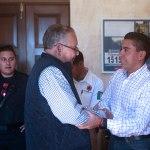 Reconoce Roberto Sosa a elementos de Protección Civil Municipal y Bomberos de Querétaro