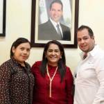 Plantea Lupita Alcántara mejor atención a la población indígena