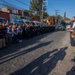 Inició operativo viacrucis en El Marqués