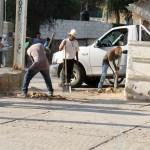 Juan Carlos Linares se suma a dignificar espacio público en El Pilón, Peñamiller