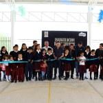 Se llevó a cabo la Inauguración de la Techumbre en la Localidad del Moral, Peñamiller