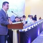 Refrenda Toño Mejía Lira Compromiso con Estudiantes tequisquiapenses al concluir Ciclo Escolar 2018-2019