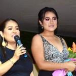 Lupita Alcántara Presenta a Reina de la Feria Tolimán 2019, Elizabeth 1ra